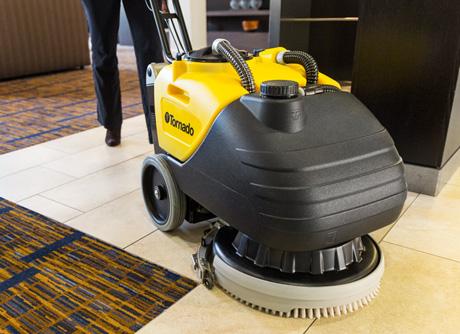 complete line of floor scrubberstornado industries